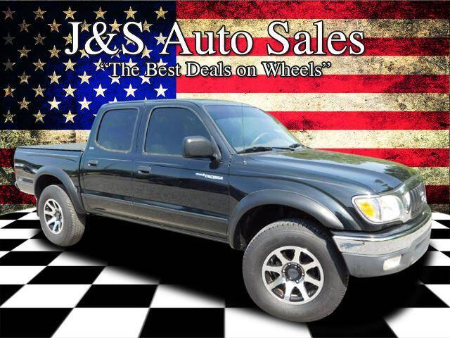 2004 Toyota Tacoma for sale at J & S Auto Sales in Clarksville TN