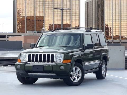2007 Jeep Commander for sale at Pammi Motors in Glendale CO