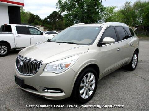 2014 Buick Enclave for sale at Gary Simmons Lease - Sales in Mckenzie TN