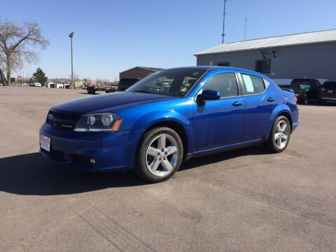 2013 Dodge Avenger for sale at De Anda Auto Sales in South Sioux City NE