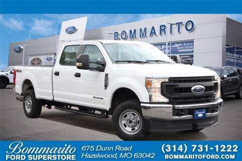 2020 Ford F-350 Super Duty for sale at NICK FARACE AT BOMMARITO FORD in Hazelwood MO