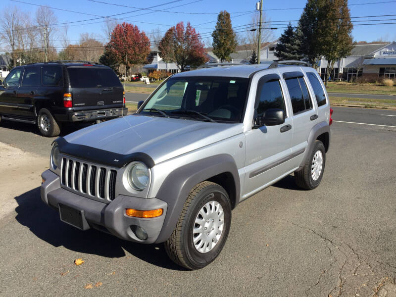 2004 Jeep Liberty for sale at Candlewood Valley Motors in New Milford CT
