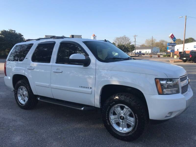 2009 Chevrolet Tahoe for sale at Cherry Motors in Greenville SC