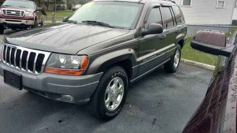 2003 Jeep Grand Cherokee for sale at Moores Auto Sales in Greeneville TN
