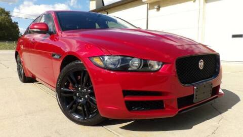 2018 Jaguar XE for sale at Prudential Auto Leasing in Hudson OH