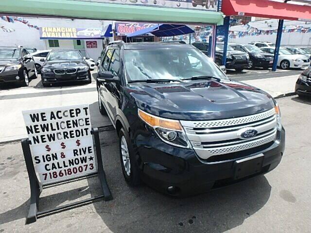 2014 Ford Explorer for sale at 4530 Tip Top Car Dealer Inc in Bronx NY