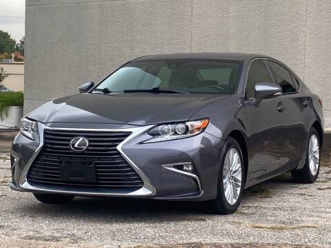 2017 Lexus ES 350 for sale at Strait Motor Cars Inc in Houston TX