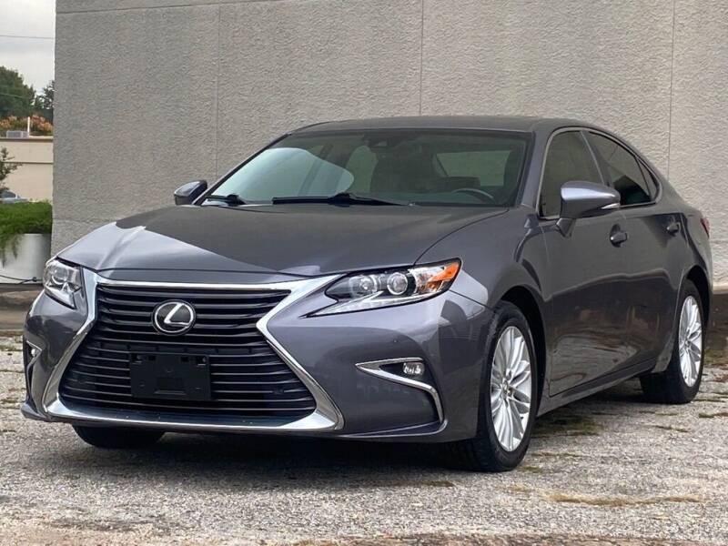 2017 Lexus ES 350 for sale at Strait Motor Cars Inc in Houston TX