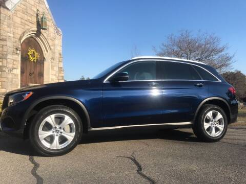 2018 Mercedes-Benz GLC for sale at Reynolds Auto Sales in Wakefield MA