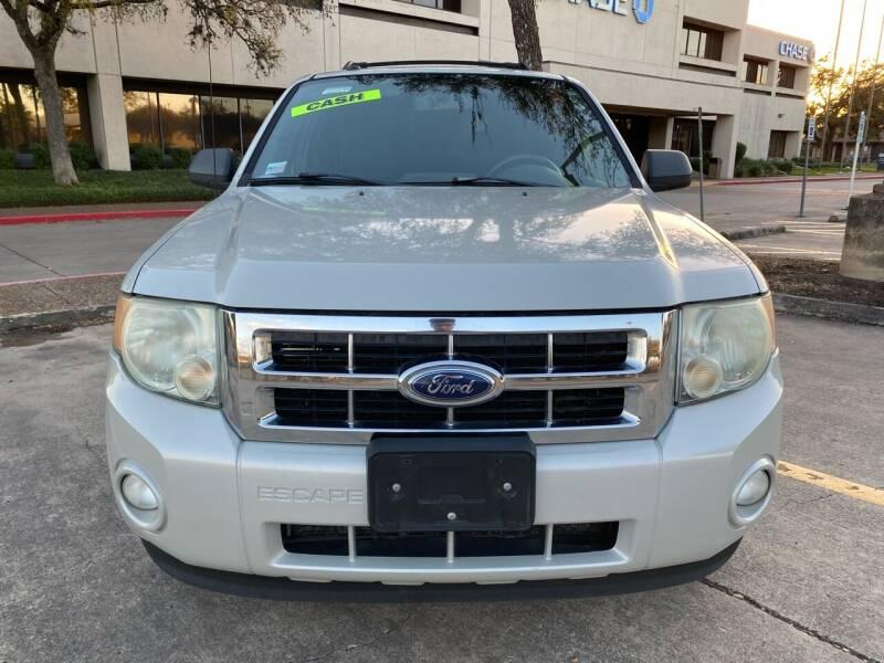 2009 Ford Escape for sale at CBS MOTORS in San Antonio TX