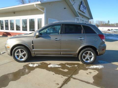2012 Chevrolet Captiva Sport for sale at Milaca Motors in Milaca MN