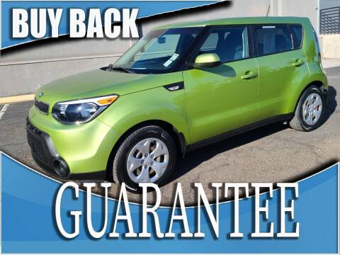 2014 Kia Soul for sale at Reliable Auto Sales in Las Vegas NV