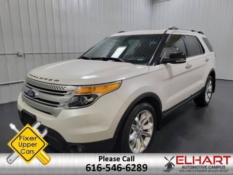 2012 Ford Explorer for sale at Elhart Automotive Campus in Holland MI