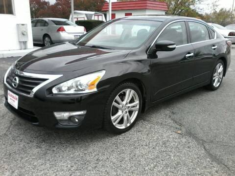 2013 Nissan Altima for sale at HARMAN MOTORS INC in Salisbury MD