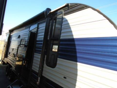 2021 Grey WOlf 26DBH for sale at Lee RV Center in Monticello KY