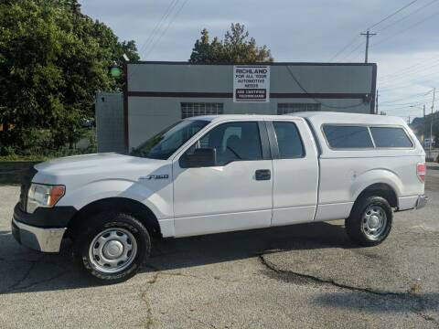 2012 Ford F-150 for sale at Richland Motors in Cleveland OH