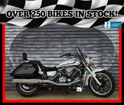 2015 Yamaha V-Star for sale at Motomaxcycles.com in Mesa AZ