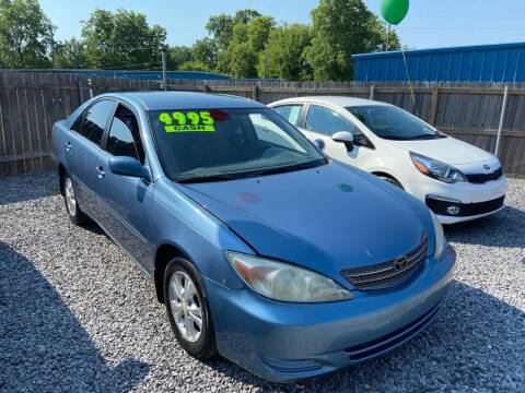 2004 Toyota Camry for sale at American Auto in Rayville LA