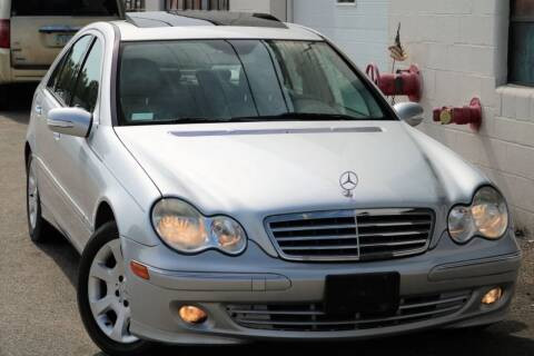 2006 Mercedes-Benz C-Class for sale at JT AUTO in Parma OH