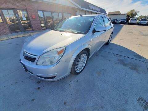 2009 Saturn Aura for sale at Eden's Auto Sales in Valley Center KS