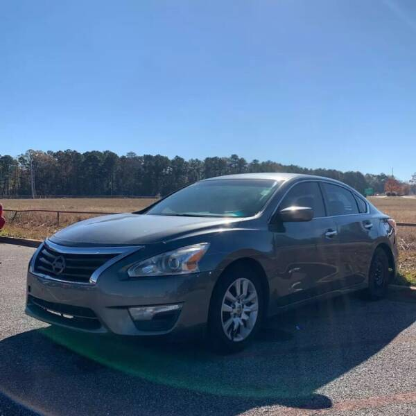 2015 Nissan Altima for sale at CARZ4YOU.com in Robertsdale AL
