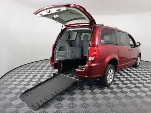 2011 Dodge Grand Caravan for sale at AMS Vans in Tucker GA