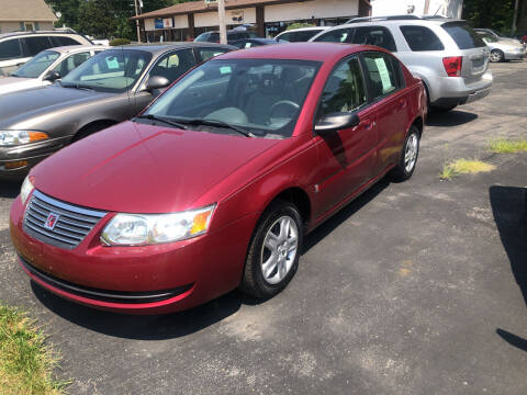 2006 Saturn Ion for sale at Prospect Auto Mart in Peoria IL