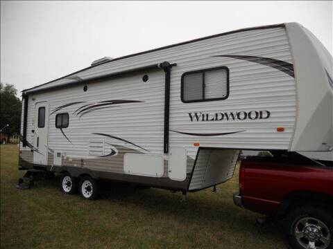 2013 Forest River 24 RLS for sale at OLSON AUTO EXCHANGE LLC in Stoughton WI
