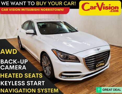 2018 Genesis G80 for sale at Car Vision Mitsubishi Norristown in Norristown PA