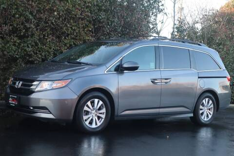 2015 Honda Odyssey for sale at Beaverton Auto Wholesale LLC in Hillsboro OR