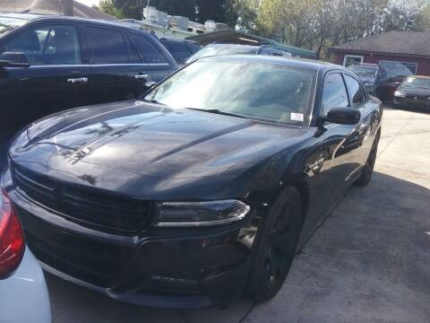 2015 Dodge Charger for sale at Express AutoPlex in Brownsville TX