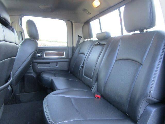 2012 RAM Ram Pickup 1500 4x4 Laramie 4dr Crew Cab 5.5 ft. SB Pickup - Gainesville GA