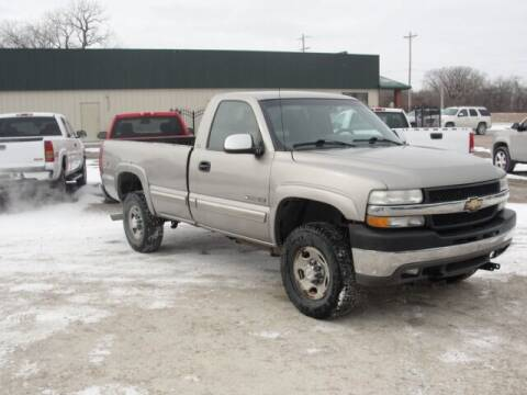 2001 Chevrolet Silverado 2500HD for sale at Frieling Auto Sales in Manhattan KS