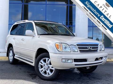 2004 Lexus LX 470 for sale at Southern Auto Solutions - Capital Cadillac in Marietta GA