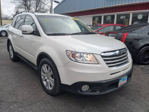 2014 Subaru Tribeca for sale at Peter Kay Auto Sales in Alden NY