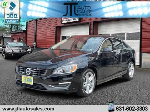 2015 Volvo S60 for sale at JTL Auto Inc in Selden NY