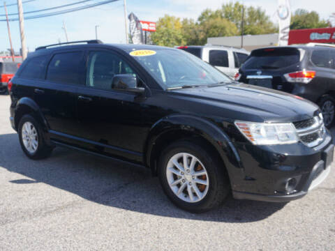 2016 Dodge Journey for sale at East Providence Auto Sales in East Providence RI