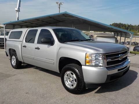 2010 Chevrolet Silverado 1500 for sale at C & C MOTORS in Chattanooga TN