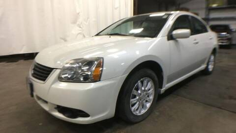 2009 Mitsubishi Galant for sale at Victoria Auto Sales in Victoria MN