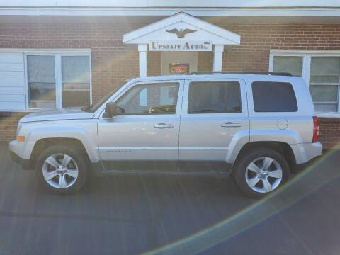 2012 Jeep Patriot for sale at UPSTATE AUTO INC in Germantown NY