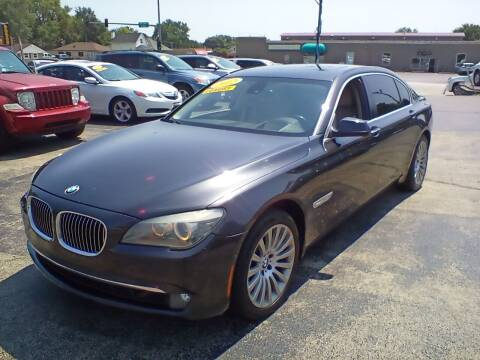 2012 BMW 7 Series for sale at Smart Buy Auto in Bradley IL
