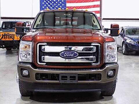 2016 Ford F-350 Super Duty for sale at Texas Motor Sport in Houston TX