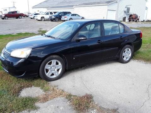 2007 Chevrolet Malibu for sale at Ideal Wheels in Bancroft NE