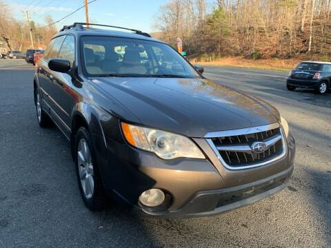 2008 Subaru Outback for sale at D & M Discount Auto Sales in Stafford VA