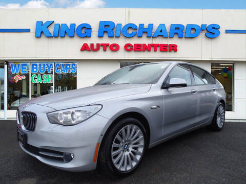 2011 BMW 5 Series for sale at KING RICHARDS AUTO CENTER in East Providence RI