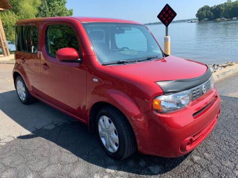 2010 Nissan cube for sale at Affordable Autos at the Lake in Denver NC