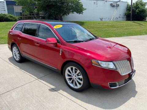 2011 Lincoln MKT for sale at Best Buy Auto Mart in Lexington KY