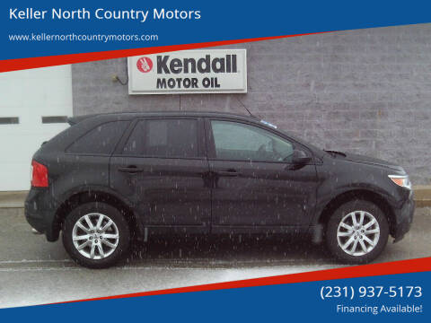 2013 Ford Edge for sale at Keller North Country Motors in Howard City MI