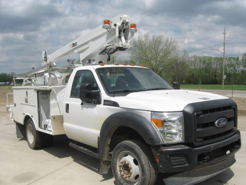 2014 Ford F-450 for sale in Des Moines, IA