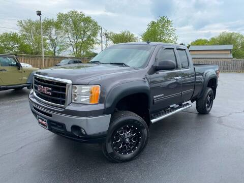 2010 GMC Sierra 1500 for sale at CarSmart Auto Group in Orleans IN